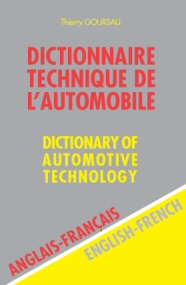 dictionnaire de l 39 automobile anglais fran ais magazine 4x4 suv. Black Bedroom Furniture Sets. Home Design Ideas