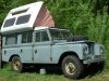 Dormobile Land Rover 109 serie 2