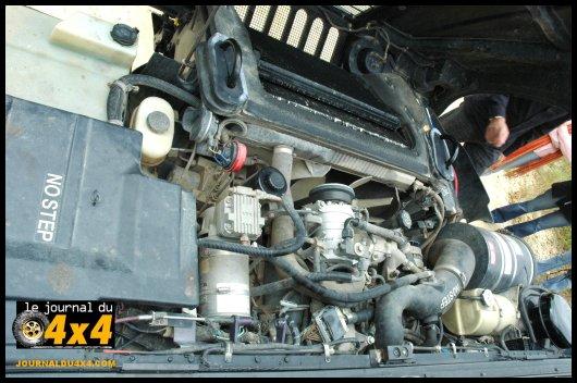 moteur hummer