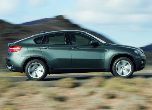 BMW X6 V6 diesel bi turbo style et puissance