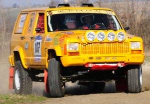 Cherokee XJ Racing – rallye d'endurance