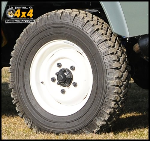 pneu 4x4 michelin OR