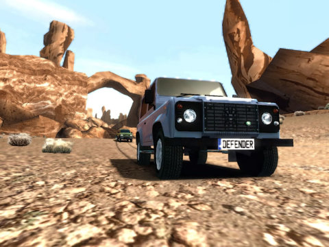 «Off Road» le tout terrain virtuel (jeu vidéo)