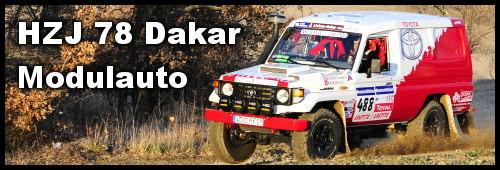 HZJ 78 Dakar de Modulauto (C.GIRARD)