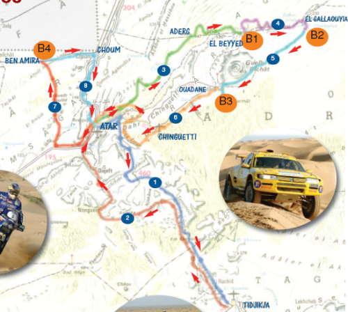 Rallye de Mauritanie