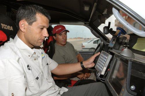 reconnaissances AMV Shamrock – Rallye du Maroc