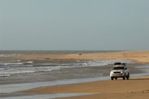 reconnaissances AMV Shamrock - Rallye du Maroc
