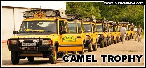 Camel Trophy : un rassemblement exceptionnel
