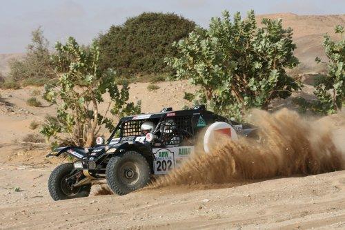 Rallye du Maroc 2008
