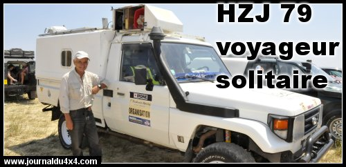 HZJ 79 : 4×4 équipé et préparé «maison» pour le voyage