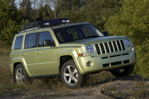 Concept Jeep Patriot Back Country – L'appel des grands espaces