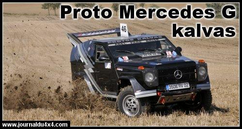 Mercedes G Kalvas
