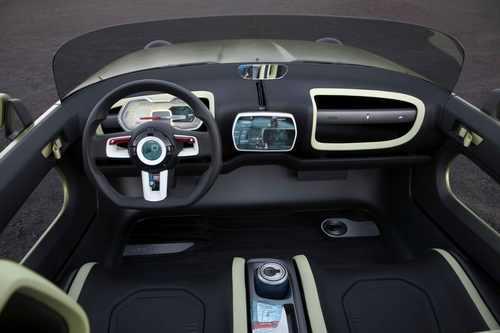 Jeep® Renegade Concept