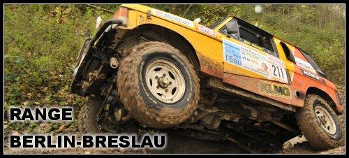 Range Rover Berlin Breslau