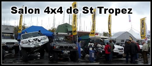 Salon 4×4 de St Tropez