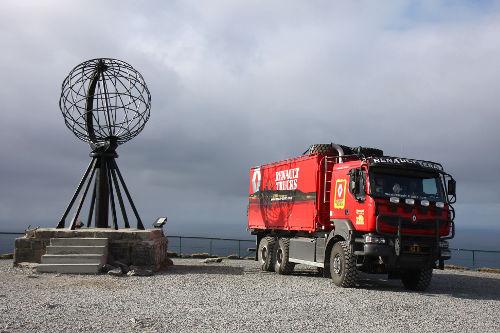 Cape to Cape en Norvège