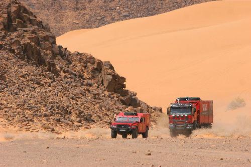 Cape to Cape en Jordanie