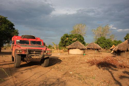 Cape to Cape en Zambie