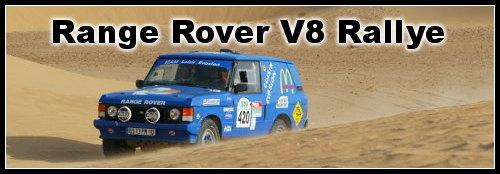 Range Rover Rallye de Loisir Evasion