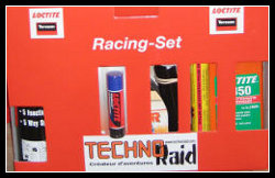 Technoraid – Loctite : Le kit Raid 4×4