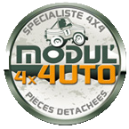 Modulauto Pièces 4×4 neuves : en vente sur internet