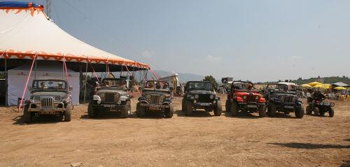 Jamboree Jeep d'Allanche 11-13 juillet