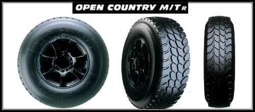 Toyo Open Country M/T-R : disponible en Europe