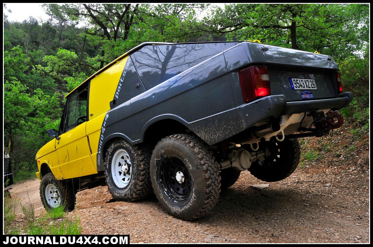 Range Rover 6x4 Carmichael