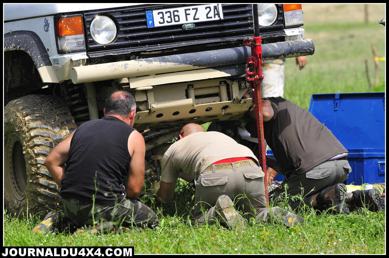 reparation de land rover