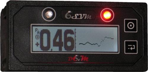D6TM : 6SVM surveillance de cinq paramètres  moteur