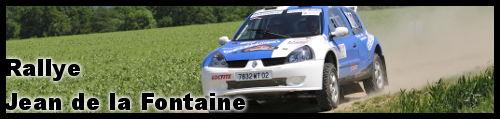 Rallye Jean de la Fontaine photo et reportage