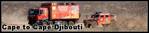 Djibouti : Cape to Cape un accueil chaleureux