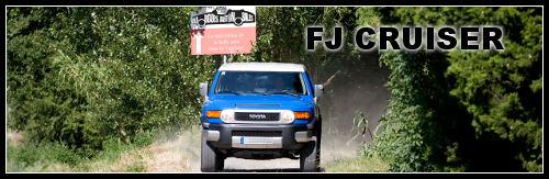 FJ Cruiser Toyota V6 – 4,0 litres