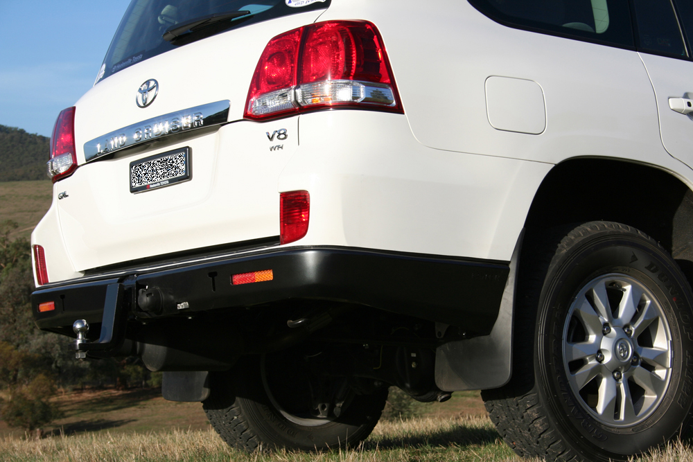 porte roue pour 4x4 Land Cruiser 200