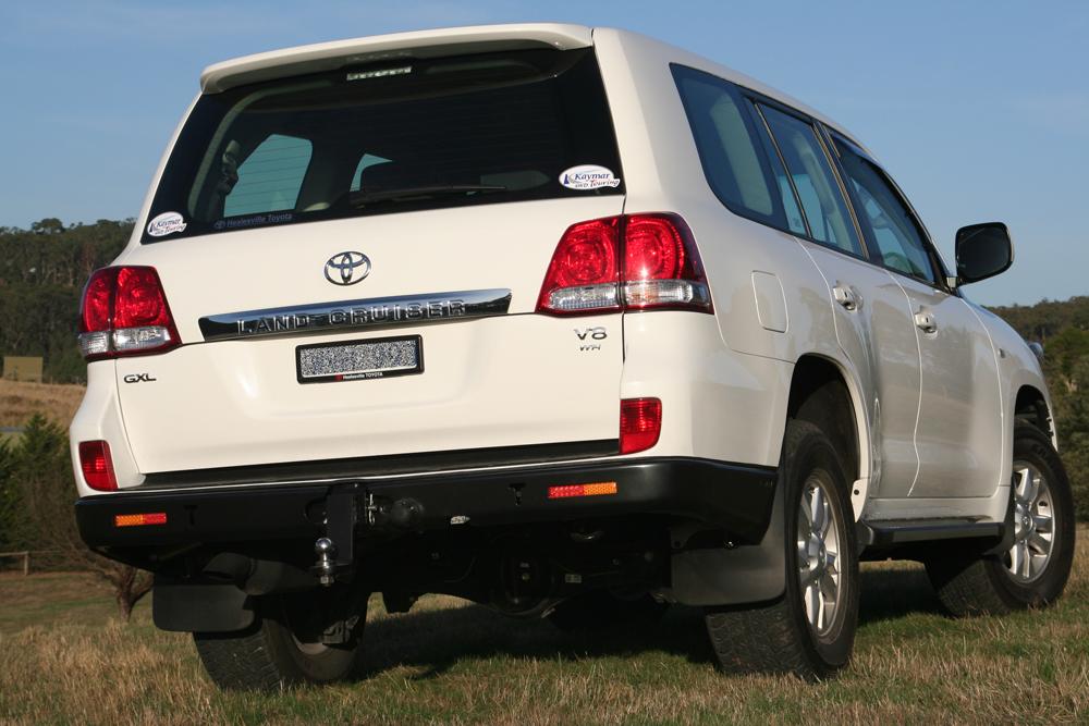 pare choc 4×4 Land Cruiser 200 Toyota
