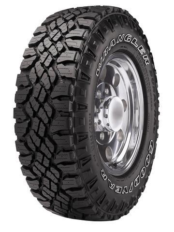 Goodyear Wrangler DuraTrac pneu mud