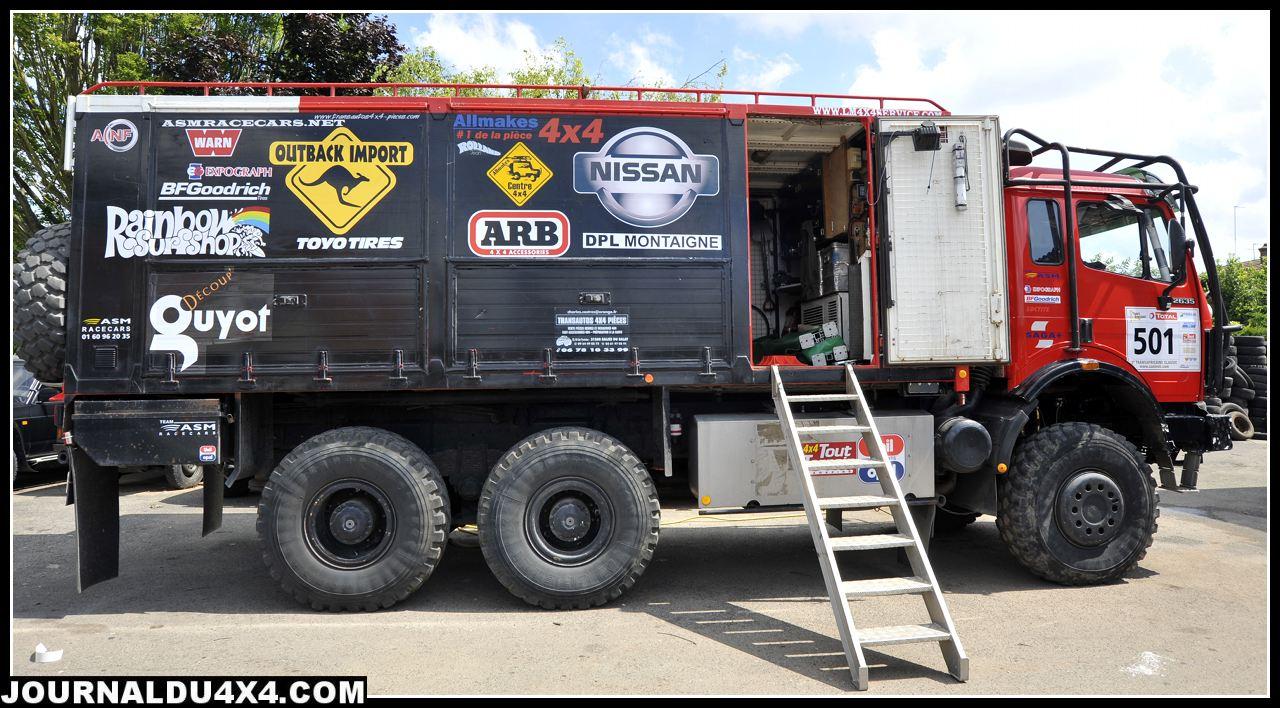 camion assistance