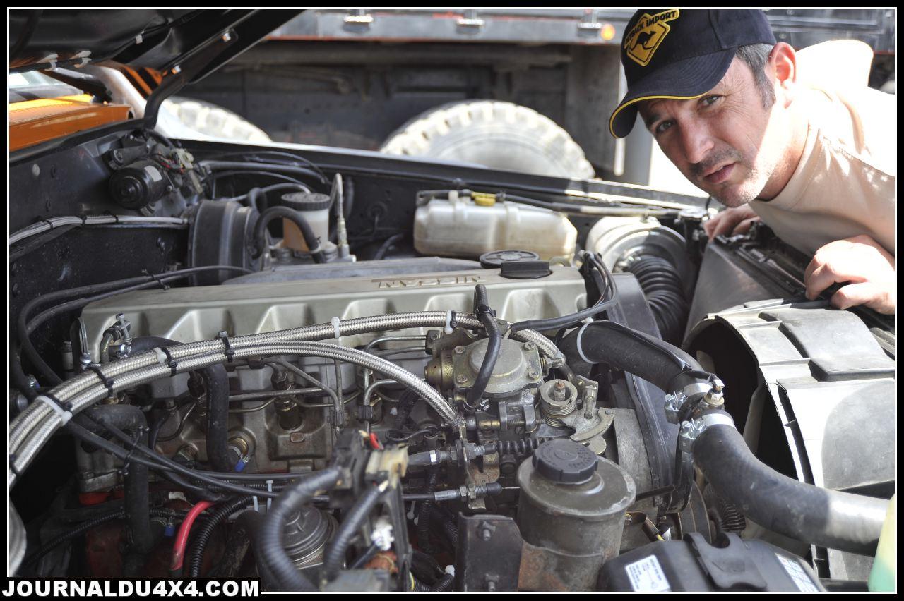 moteur patrol gr