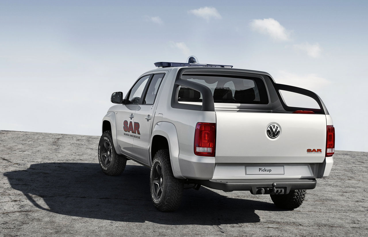 Volkswagen Amarok Pick Up