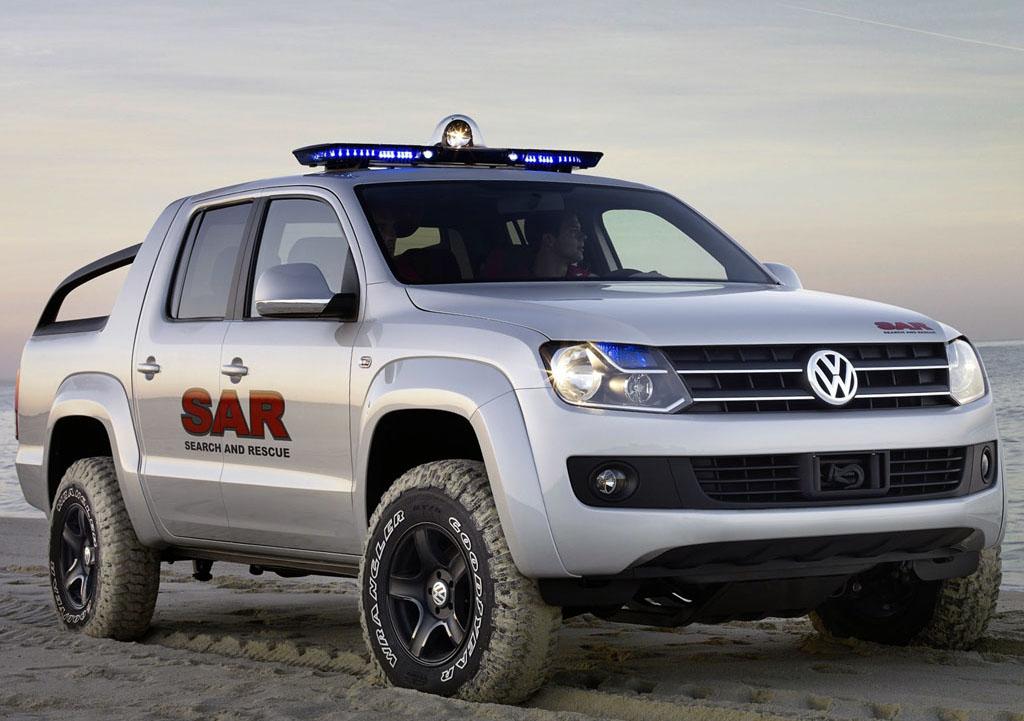 Dakar :  Amarok 4×4 assistance