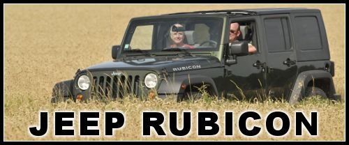 Jeep Rubicon 100 % 4×4