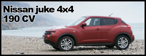 nissan juke nouveau crossover mi suv mi voiture sportive magazine 4x4 suv. Black Bedroom Furniture Sets. Home Design Ideas