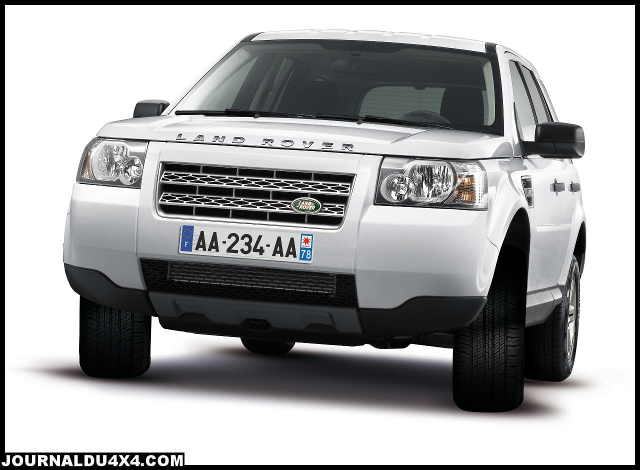 Freelander 2 TD4_e Eastnor