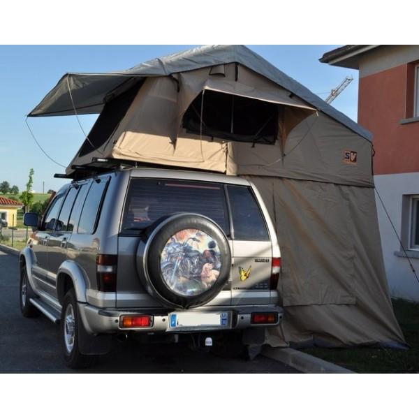 tentes de toit pour le raid 4x4 et l 39 aventure. Black Bedroom Furniture Sets. Home Design Ideas