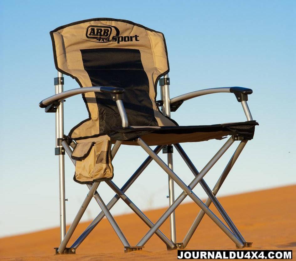 Fauteuil de camping ARB