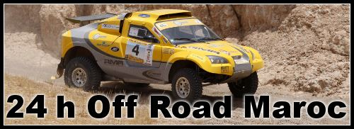 24h  Maroc :  Off Road puissance 4