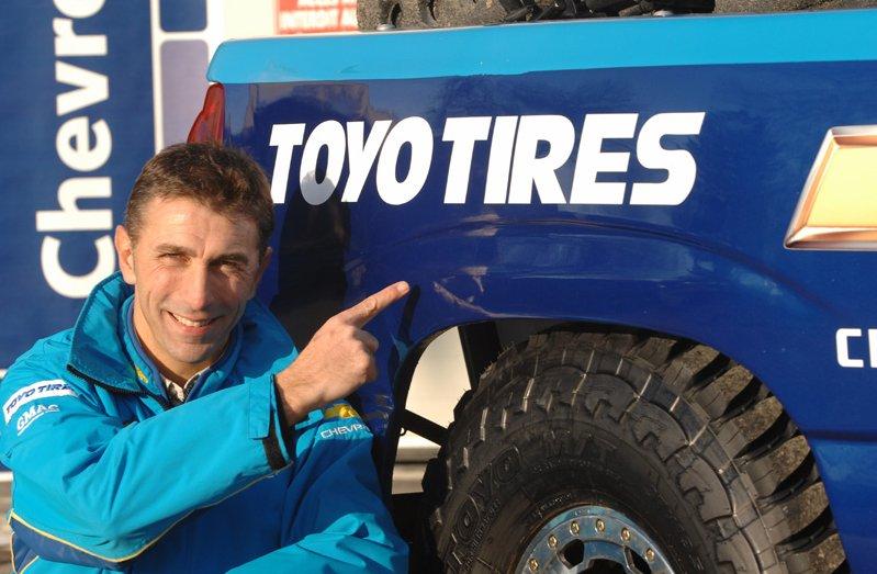 Rallye Oilibya de Tunisie 2010 : suivez Eric Vigouroux