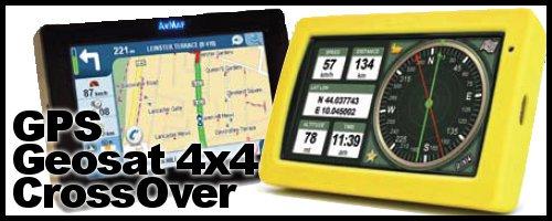 Geosat 4×4 Crossover GPS off road