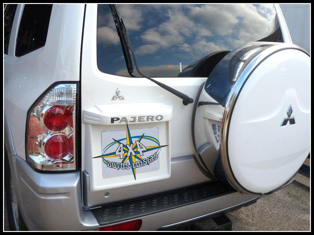 Feux arrière LEXUS PAJERO serie III