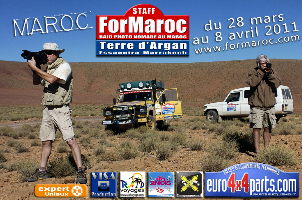Raid 4×4 FORMAROC 2011